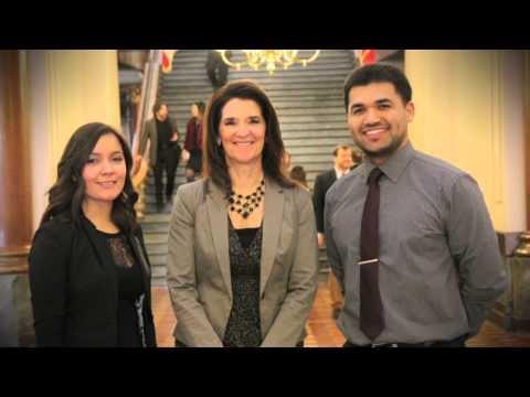 Iowa Credit Union League – 2015 Foundation Herb Wegner Award for Outstanding Organization – Video