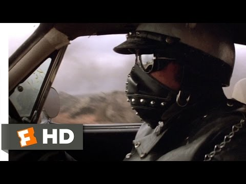 Mad Max 2: The Road Warrior - Return of the Rig Scene (4/8) | Movieclips