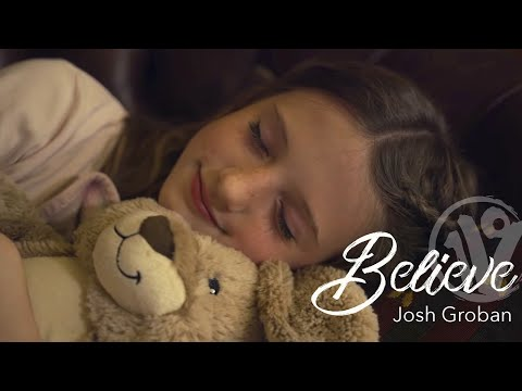 """Believe""  By Josh Groban (Polar Express) - Cover By One Voice Children's Choir And Peter Hollens"