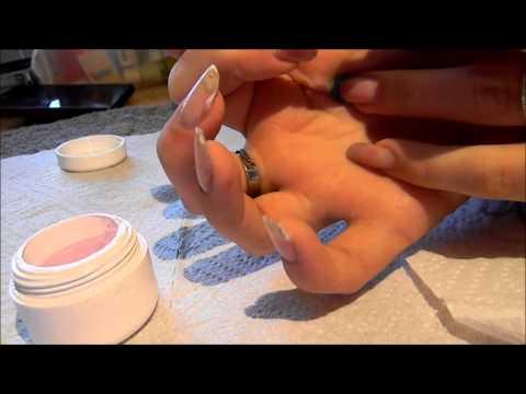 comment poser du gel sur ongles naturels