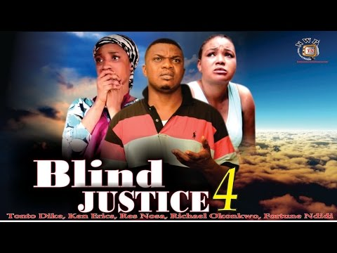 Blind Justice Season 4  - 2015 Latest Nigerian Nollywood  Movie