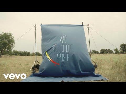 Aitana, Morat - Más De Lo Que Aposté (Lyric Video)