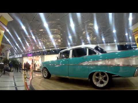 Ретро автомобили   Американские автомобили   Ретро выставка в Гринвиче   Екатеринбург