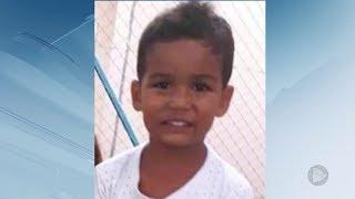 Enterrado corpo do menino que morreu depois de ser picado por escorpião em Itapetininga