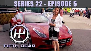 Fifth Gear: Series 22 Episode 5 - Full Episode by Fifth Gear