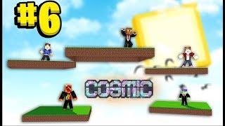 The Top YouTuber Island (Level 8+) - Minecraft Cosmic Sky #6