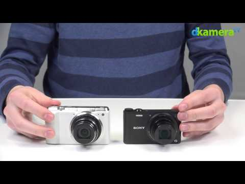Sony Cyber-shot DSC-WX350 Test (2/4): Kamera Hands On