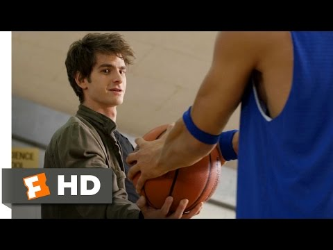 The Amazing Spider-Man - Air Spidey Scene (1/10) | Movieclips