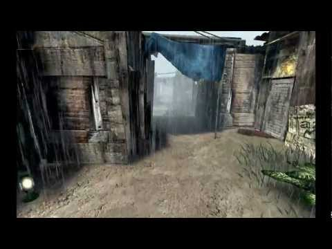 Americas Army: Shantytown Map Flythrough