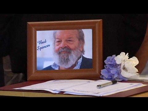 «Τελευταίο αντίο» στον Μπαντ Σπένσερ