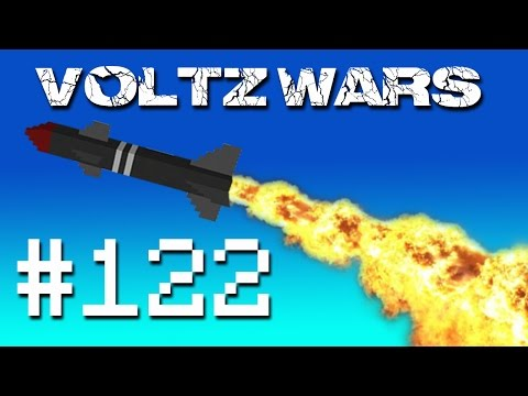 Minecraft Voltz Wars - Saphira's Hunting Trip! #122