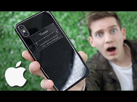 I Got The Iphone 8 EARLY!! Unboxing