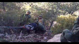Sierra Vista (AZ) United States  city photos : RAW VIDEO: Border Patrol rescues hiker near Sierra Vista