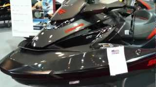 4. 2013 Sea-Doo GTX Limited iS 260, 260HP Waverunner