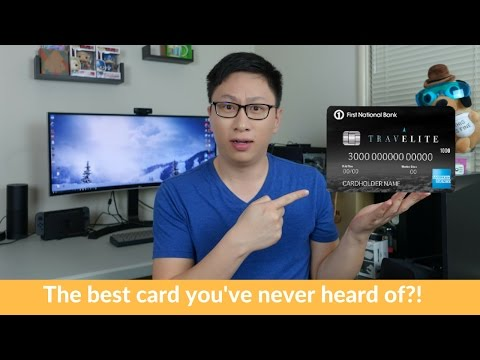 FNBO TravElite Amex Review: Best No Annual Fee Credit Card?