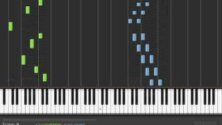 How to play Rugrats Theme on piano