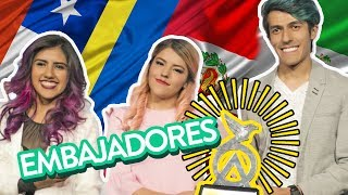Video WE WERE APPOINTED AMBASSADORS TO 4  COUNTRIES | LOS POLINESIOS VLOGS MP3, 3GP, MP4, WEBM, AVI, FLV Juli 2018
