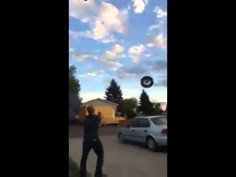 Airbag trick fail