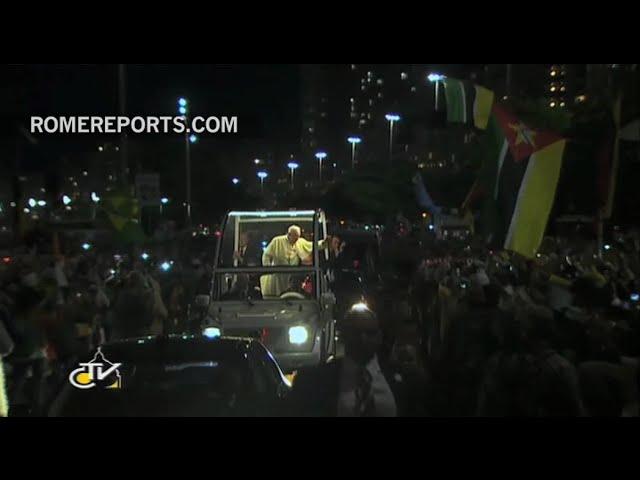 El Papa Francisco en la Jornada Mundial de la Juventud