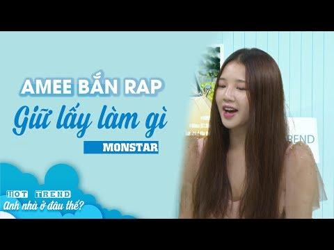 AMEE đọc rap GiỮ LẤY LÀM GÌ của Monstar cực chất - Thời lượng: 5 phút, 4 giây.