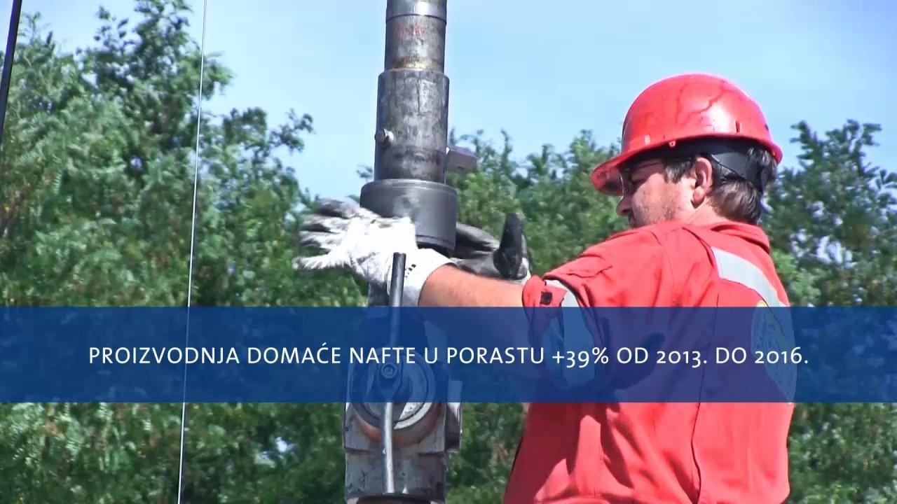 INA osigurava energetsku stabilnost Hrvatske