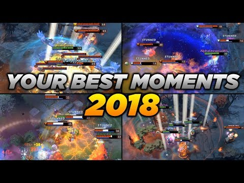 Dota 2 Pub Moments [BEST OF 2018]