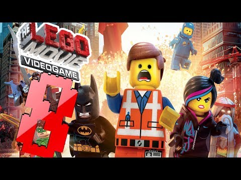 videogame - Let's Play The Lego Movie Videogame [German/Blind/Wii U Version/Full HD] Part 8: Desaster bei der Meisterbauer-Versammlung ▻ Meinen Kanal abonnieren: http://...