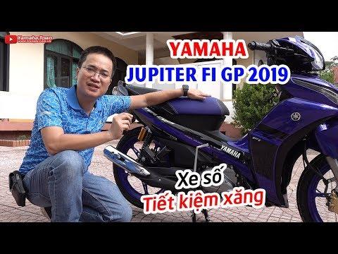 Yamaha Jupiter Fi GP 2019 ▶ Màu sắc giống hệt Exciter 150 2019 - Thời lượng: 13 phút.