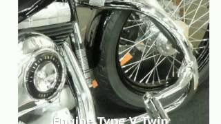 5. 2009 Harley-Davidson Dyna Glide Street Bob Details, Features