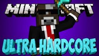 Minecraft ULTRA HARDCORE ( UHC ) - Episode 5 - We Found Enemies!
