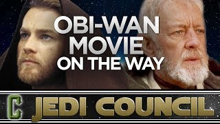 Today is August 17th, 2017 and it's an all new Collider Jedi Council hosted by Kristian Harloff with Ken Napzok, Ash Crossan, and Tiffany Smith.  Today the council discuss:- Obi-Wan movie on the way!- Updates on Kylo Ren, Phasma, Chewie, and Maz- Rian Johnson talks about Rey and Finn family history- What's the Deal with Canon?- Twitter QuestionsFollow Kristian: https://twitter.com/KristianHarloffFollow Ash: https://twitter.com/AshCrossanFollow Ken: https://twitter.com/KenNapzokFollow Reilly: https://twitter.com/ReillyAroundFollow us on Twitter: https://twitter.com/ColliderVideoFollow us on Instagram: https://instagram.com/ColliderVideoFollow us on Facebook: https://facebook.com/colliderdotcomAs the online source for movies, television, breaking news, incisive content, and imminent trends, COLLIDER is a more than essential destination: http://collider.comFollow Collider.com on Twitter: https://twitter.com/ColliderSubscribe to the SCHMOES KNOW channel: https://youtube.com/schmoesknowCollider Show Schedule:- MOVIE TALK: Weekdays  http://bit.ly/29BRtOO- HEROES: Weekdays  http://bit.ly/29F4Job- MOVIE TRIVIA SCHMOEDOWN: Tuesdays & Fridays  http://bit.ly/29C2iRV - TV TALK: Mondays  http://bit.ly/29BR7Yi - COMIC BOOK SHOPPING: Wednesdays  http://bit.ly/2spC8Nn- JEDI COUNCIL: Thursdays  http://bit.ly/29v5wVi - COLLIDER NEWS WITH KEN NAPZOK: Weekdays  http://bit.ly/2t9dNIE- BEST MOVIES ON NETFLIX RIGHT NOW: Fridays  http://bit.ly/2txP3gn- BEHIND THE SCENES & BLOOPERS: Saturdays  http://bit.ly/2kuLuyI- MAILBAG: Weekends  http://bit.ly/29UsKsd