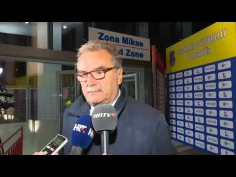 Izjave izbornika Čačića i reprezentativaca nakon Kosova