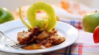 La meilleure croustade aux pommes