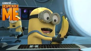 Despicable Me - Mini-Movie 'Banana' Preview - YouTube