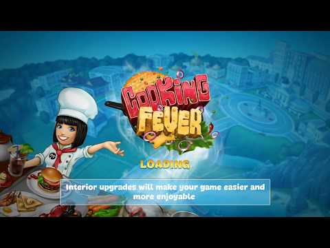 Cooking Fever MOD APK 4 0 0 NO ROOT (Unlimited Gold & Gems)