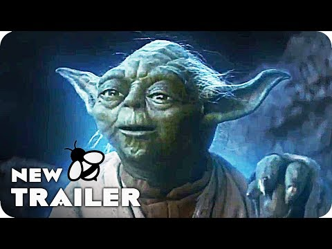 Star Wars 8 The Last Jedi Blu Ray Trailer (2017)