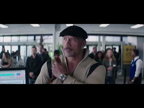 Fast and Furious : Hobbs and Shaw Airport Scene