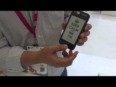 InkCase i6 – obal na telefon, který vám přidá druhou obrazovku pro váš iPhone 6