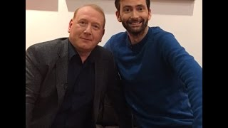 David Tennant and Adrian Scarborough Don Juan In Soho Interview