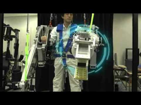 &#039;Power Loader&#039; Robotic Exoskeleton Suit