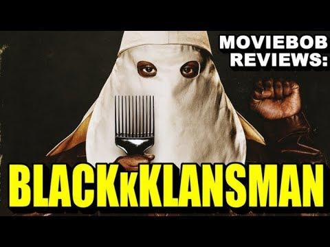 MovieBob Reviews: BLACKkKLANSMAN