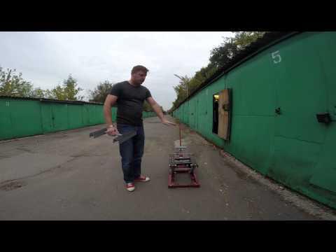 Мотоподъёмник \Сорокин\ - DomaVideo.Ru