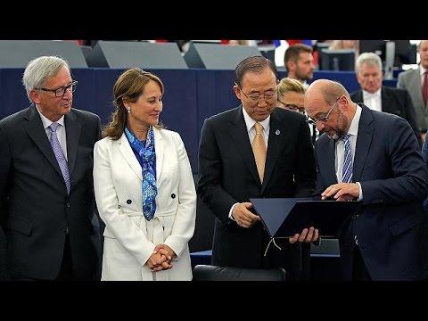 Πράσινο φως από ΕΕ για την συμφωνία για το κλίμα