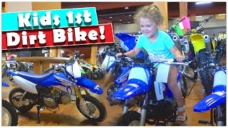 8. WHATS THE BEST DIRT BIKE FOR KIDS? | TTR50 vs PW50
