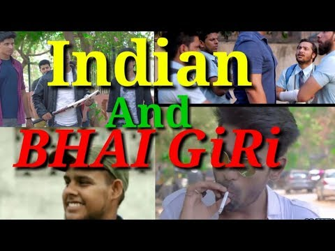 Indian And Bhai Giri Ft.so Effin Cray | Harsh Beniwal | Wtf | By Next Is Now
