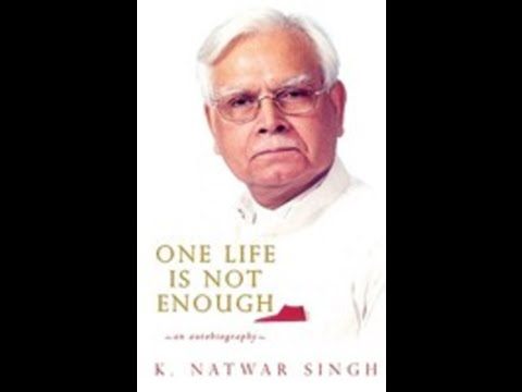Etv - ETV Exclusive Interview With Natwar Singh On His Book