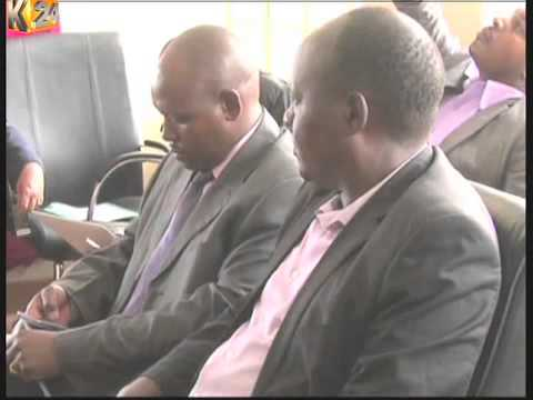 Senate Infrastructure Committee on an inspection tour of several counties