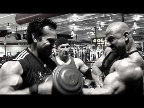 Тренировки с Ричем Гаспари. 2009 год