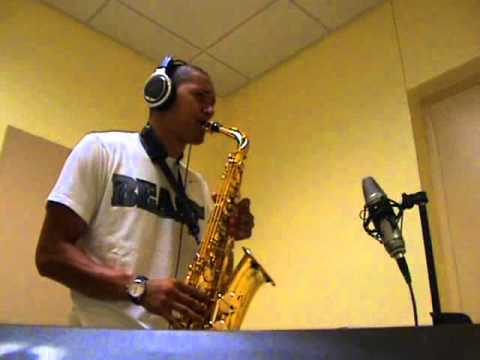 saxophone - This is me, charlez360, playing The Wanted's