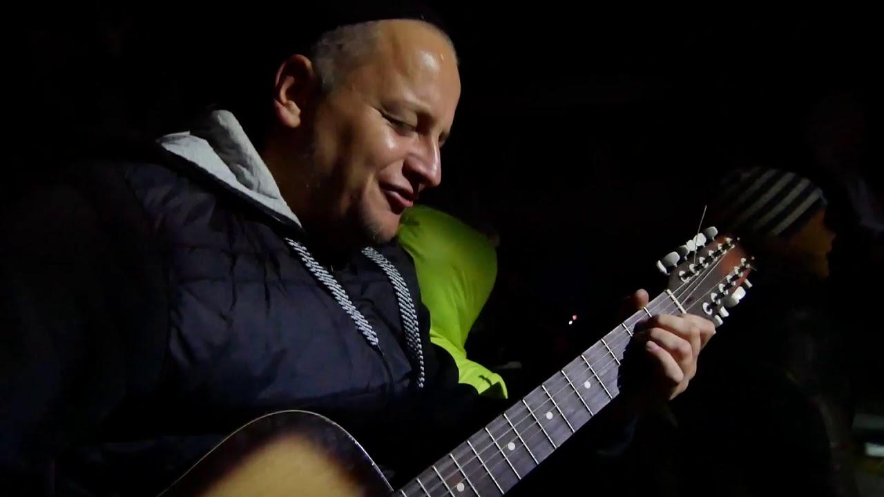 Дастер-мужик! Песни под гитару у костра на плато Бермамыт